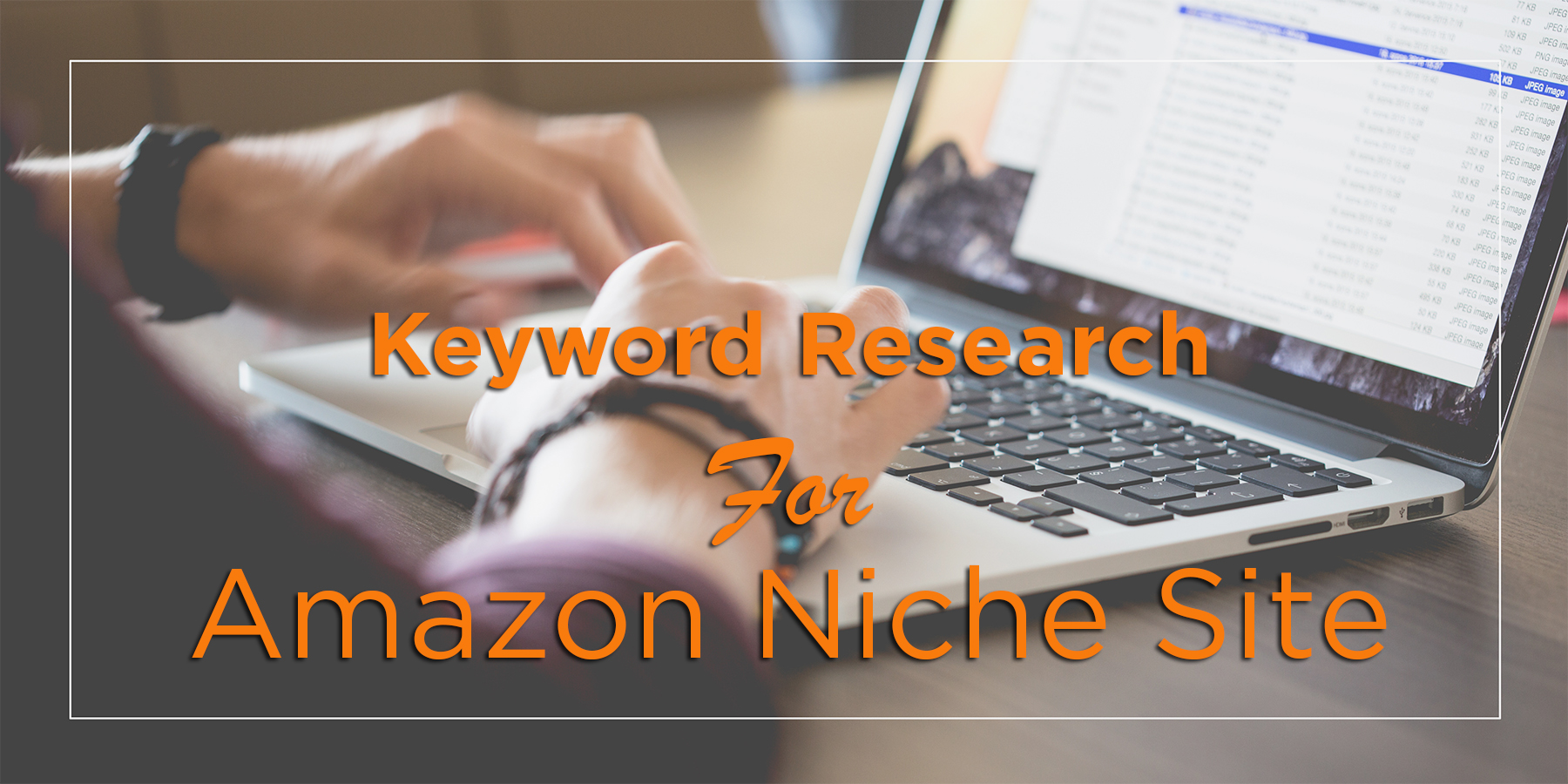 Keyword Research For Niche Site